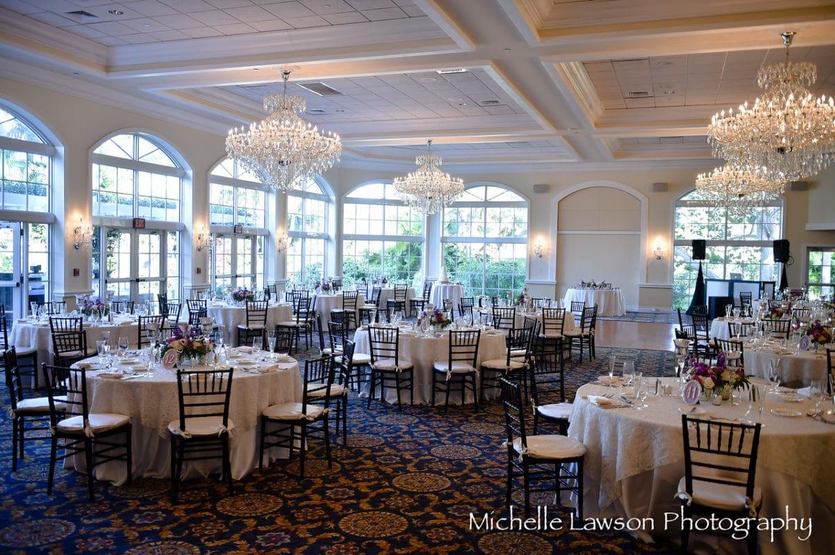 Beautiful South Florida Wedding Venue   Deer Creek Golf Club