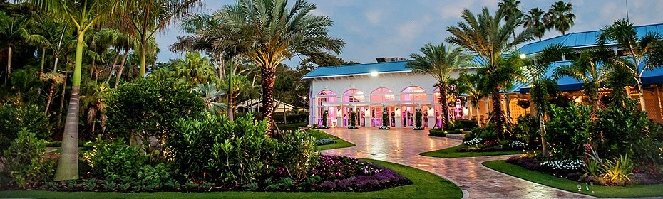 Elegant Beautiful South Florida Wedding Venue| Deer Creek Golf Club
