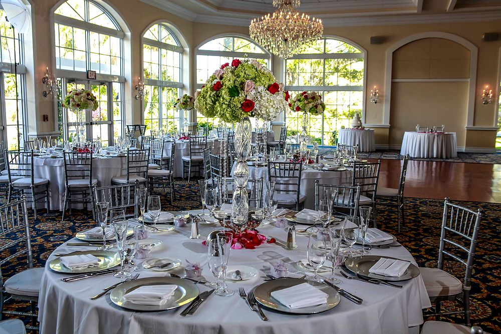 Beautiful South Florida Wedding Venue Deer Creek Golf Club