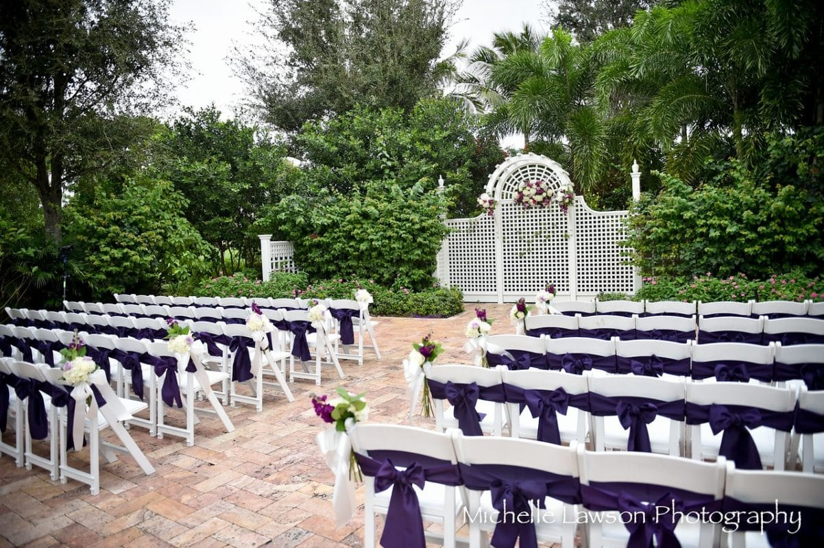 Indoor Or Outdoor Wedding Ceremony Some Facts To Help You: Deer Creek Is The Dream Wedding Venue In South Florida
