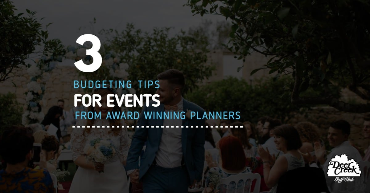 Budgeting for Events in South Florida