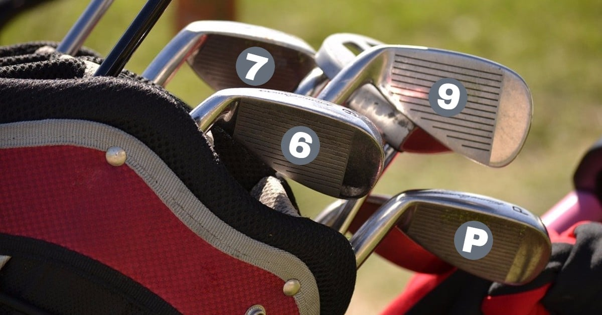 What do golf club numbers mean