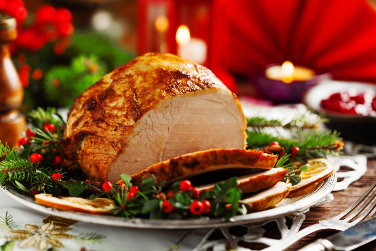 christmas day buffet at the deer creek grille