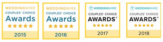 Wedding Wire Awards Deer Creek