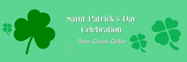 Deer Creek Saint Patricks Day