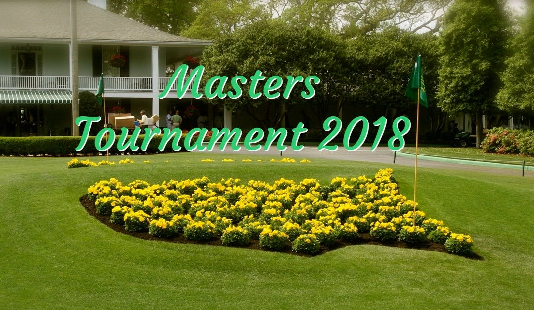 Prediction for the Masters Tournament 2018