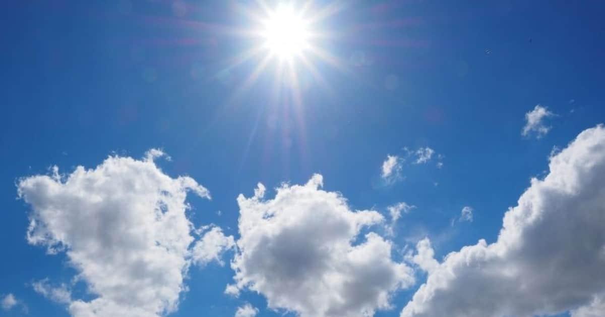 Hot Sunny Day